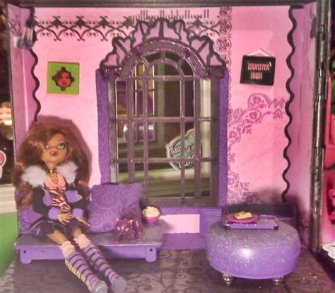 custom monster high doll house monster high custom made doll house monster high photo 21491098 fanpop