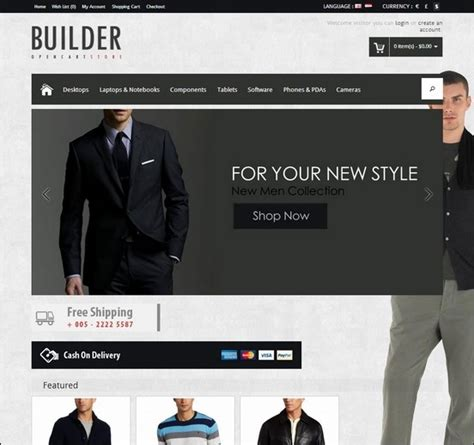 55 great opencart templates creative cancreative can