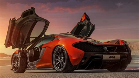 mclaren supercar p1 for sale mclaren p1 volcano elite orange new and