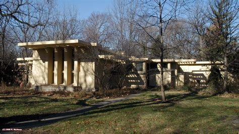 coonley house frank lloyd wright prairie school architecture in