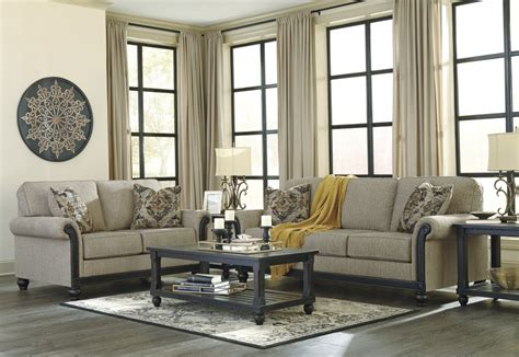 taupe living room furniture blackwood taupe sofa loveseat 33503 38 35 living
