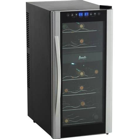 dual zone wine cooler temperature settings avanti 18 bottle dual zone wine cooler platinum