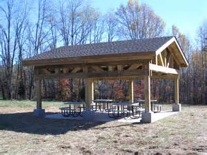 outdoor shelter plans free plans for outdoor picnic tables friendly
