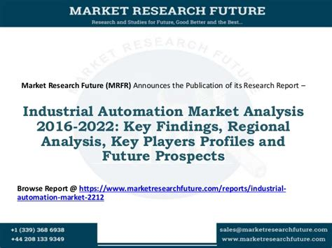 industrial automation market industry challenges key