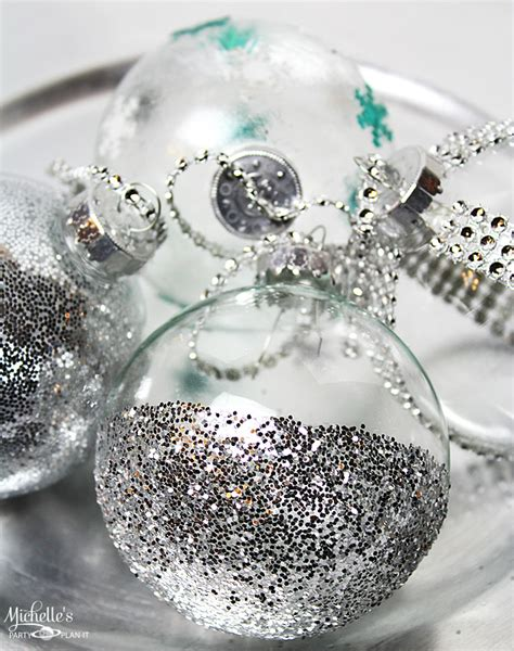 Decorate Ornaments by Diy Ideas To Decorate Clear Ornaments Creative Juice