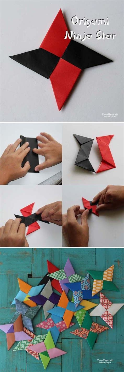 Activity Origami - best 25 ideas on