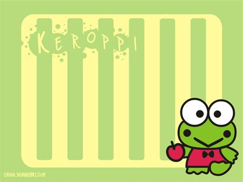 wallpaper keroppi pink wallpaper sanrio adam 613ca