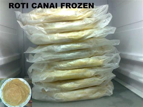 syurabiz roti canai frozen ghaz  bahan pengawet