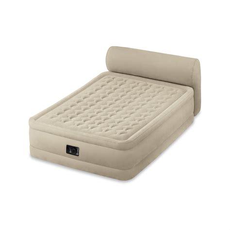 intex headboard airbed w fiber tech shop your way shopping earn points on