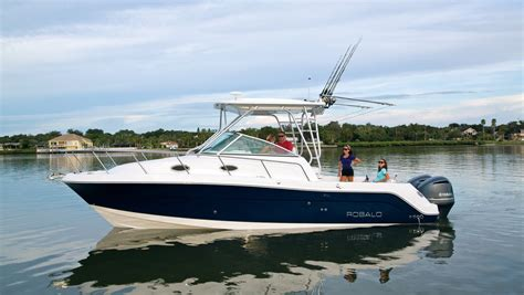robalo boat with cabin 2018 robalo r305 review top speed