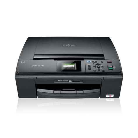brother dcp j125 ink reset dcp j125