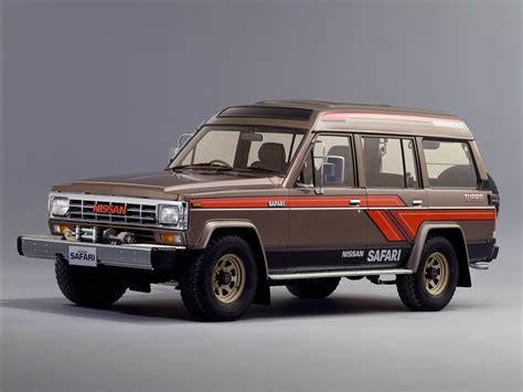 nissan safari 80shero the mq mk 160 series patrol