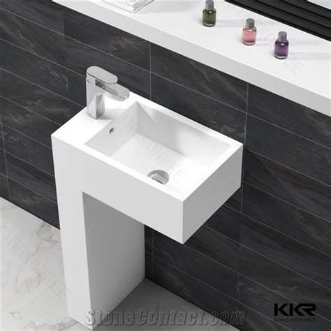 bathroom basin manufacturers hand wash basin with full pedestal mounted basins