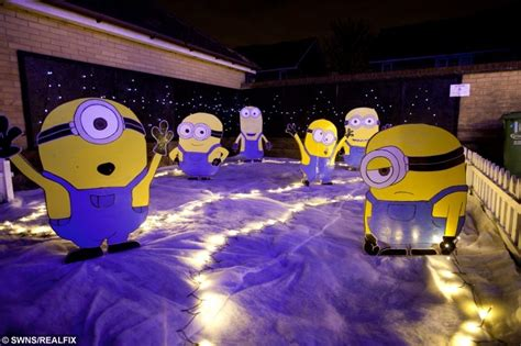 this one in a minion festive extravaganza makes us very