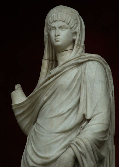 ancient roman women statues statue of a roman woman white marble early 2nd century