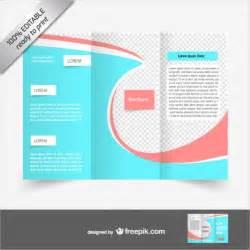 tri fold brochure ai template blank brochure template 17 free psd vector eps ai