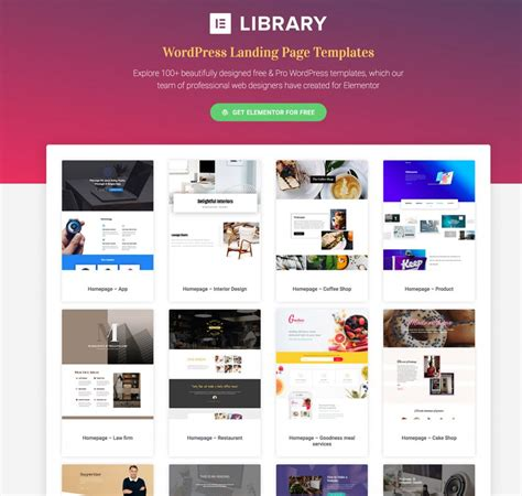 10 Types Of Advanced Websites Built With Dynamic Content Elementor Elementor Template Library