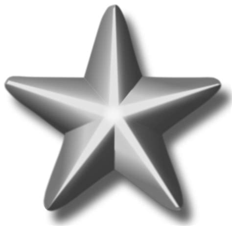 silver stars file service star silver png
