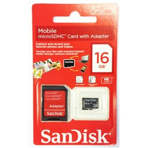 Micro Sd Sandisk 16gb Class 4 driver for sandisk microsd free bite63 s