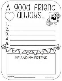 february printables kindergarten literacy and math