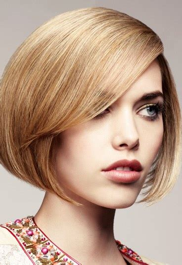 best bob haircut for large jaw 7 quick and easy ways to style short hair to look your