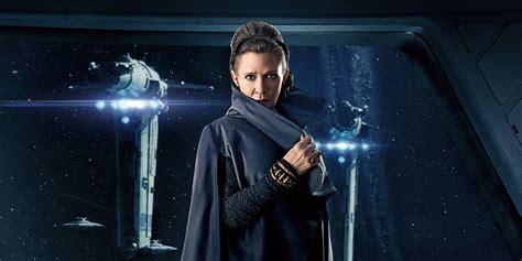 Princess Leia Organa Starwars Toys Unveils New Leia Figure For The Last Jedi