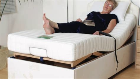 height adjustable beds   elderly youtube