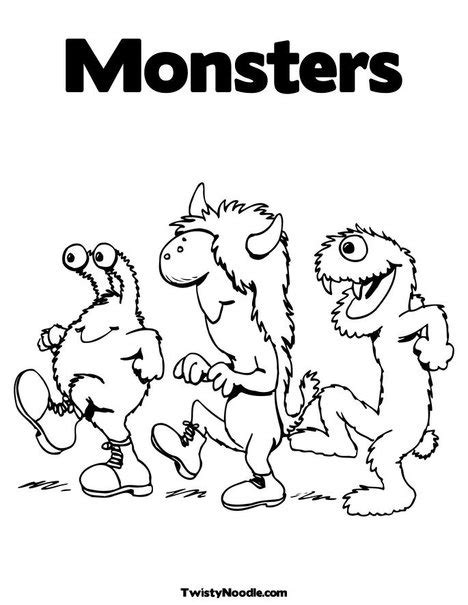 love monster coloring page how to draw love monster