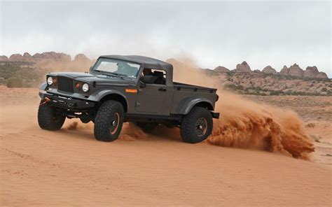 safari jeep front jeep pickup truck may come but not anytime soon photo