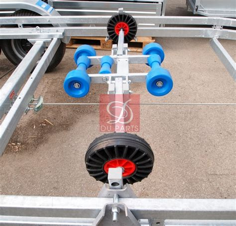 boat trailer nose wheel semi truck trailer parts semi trailer axles manufacturers