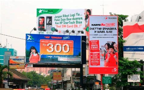 Berapa Tarif Iklan Dalam sekedar menata huruf operator perang iklan konsumen untung
