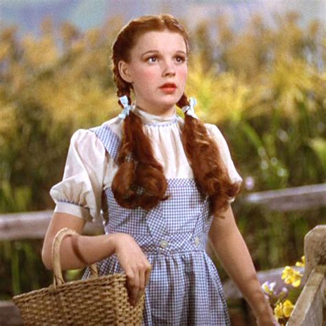 Dorothy Hairstyle by Hairstyle Tips Dorothy Wizard Of Oz