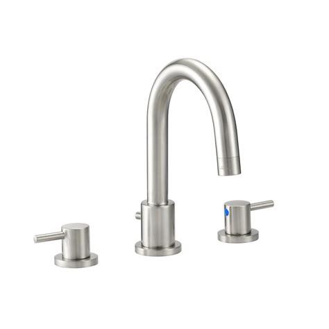 design house bathroom faucets design house eastport 8 in widespread 2 handle bathroom