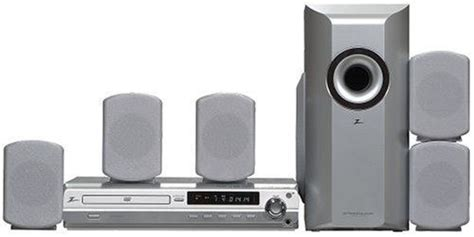 zenith dvt412 200 watt home theater system with