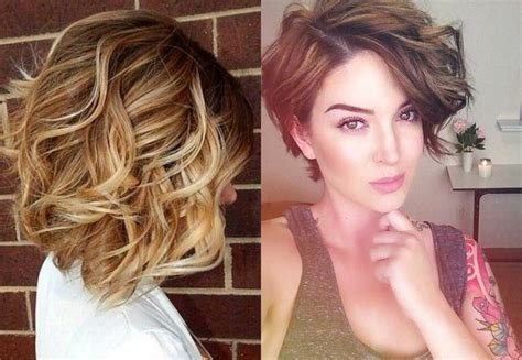 haircut bob wavy hair layered bob haircuts ideas for thin hair hairdrome com