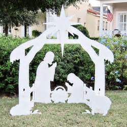 outdoor wood nativity cutout patterns search results