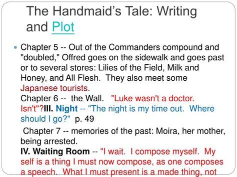 Handmaids Tale Essay by Creative Writing Handmaids Tale
