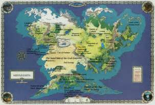 entire middle earth map middle earth world map by spicedwinefanfic on deviantart