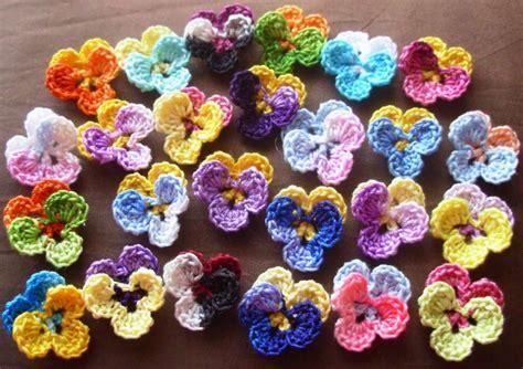 all fiori fiori all uncinetto schemi e foto foto tempo libero