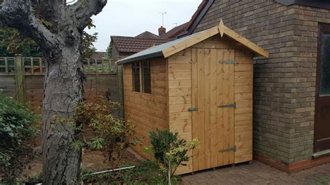 Beeston Garages by Sheds Gallery Eaton Fencing