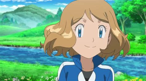 anime xyz pokemon xyz anime episode 22 serena and satoshi ash