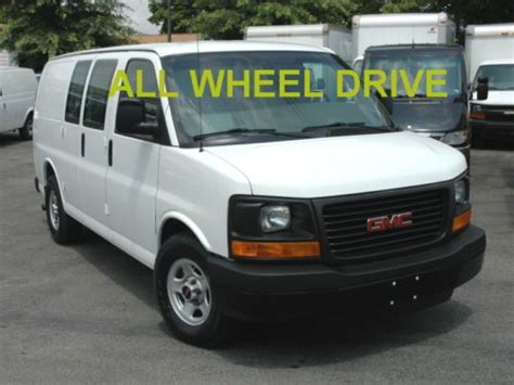 how to sell used cars 2007 gmc savana 2500 electronic throttle control find used 2007 gmc savana express cargo van clean awd in butler pennsylvania united states