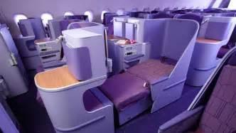 photo tour thai airways airbus a380 business