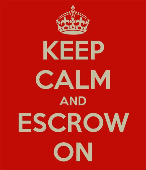 what is escrow when buying a house home inspection archives patrick parker realty