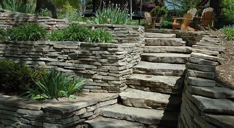 Sloped Backyard Retaining Wall by Triyae Retaining Wall Backyard Slope Various