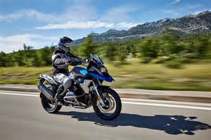 Bmw Gs 2017 Bmw R1200gs Gets Upgrades And A Rallye
