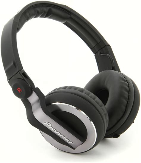 Headphone Hdj 500 pioneer dj hdj 500 dj headphones on ear closed black sweetwater