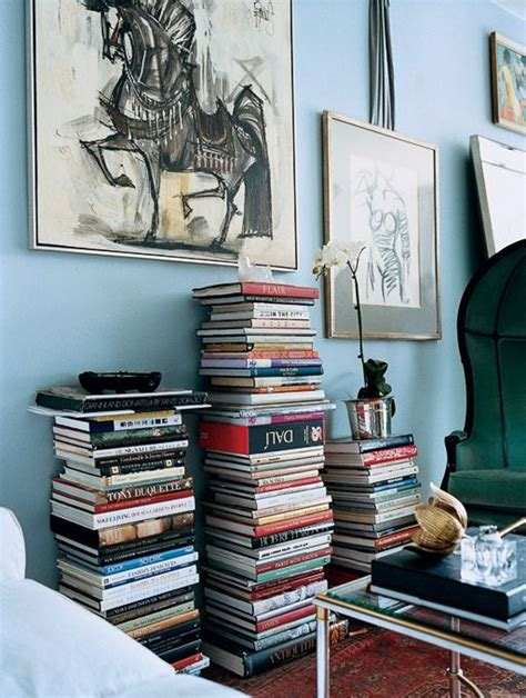 Displaying Books On The Floor - 5 simple tips for decorating with coffee table books a