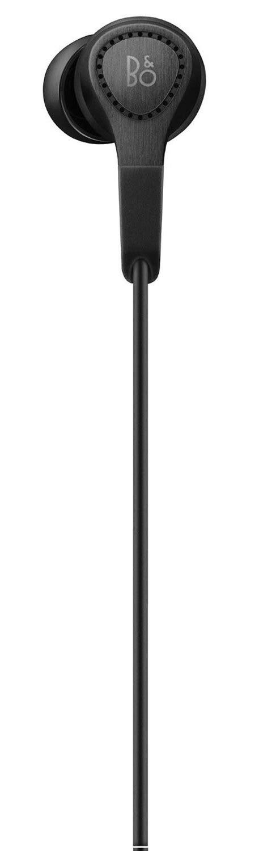 beoplay h3 2nd generation black in ear headphones 1643226