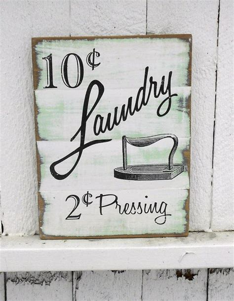 wooden laundry room signs laundry room wooden sign 10 x 14 shabby chic cottage rustic cou